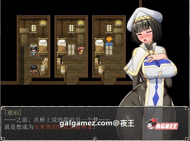 [爆款RPG/汉化/动态]银乱女祭司 V32 精翻汉化支援者版+CG包[更新/NTR神作/700M] 2
